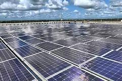 Paneles Solares para Aeropuerto Punta Cana