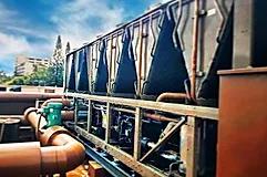 Proyecto Chiller York enfríado por aire