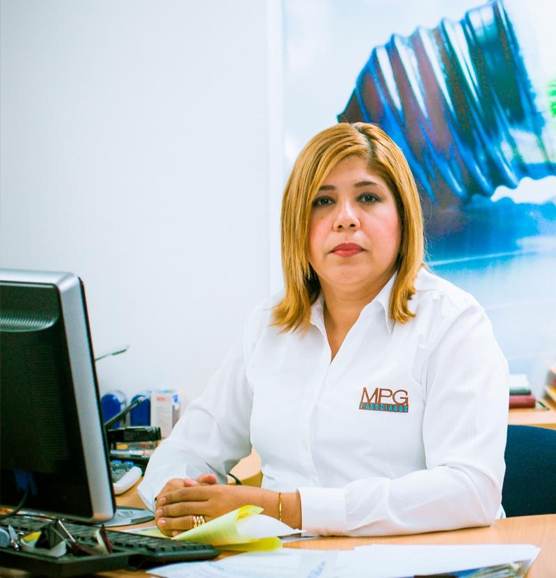 Lic. Eunice Gatón